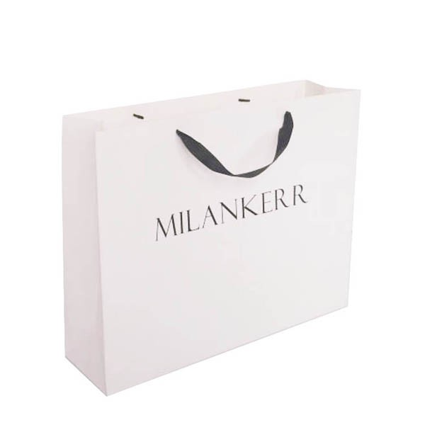 Cheap Sales Gift Paper Packaging Bag Print wholesale Customized