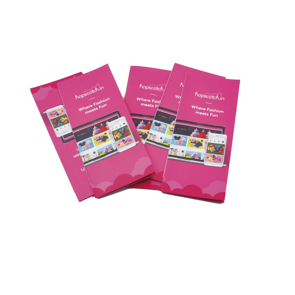 Cheap Sales A4 A5 Commerical Leaflet Printing wholesale Customized