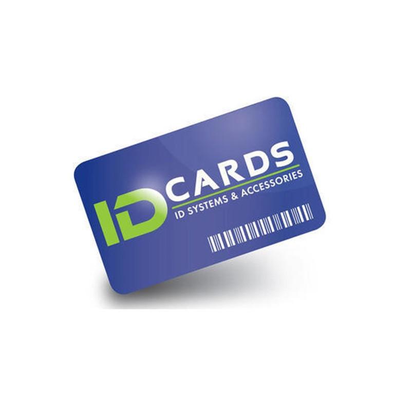 Game Pvc Plastic Card Printing
