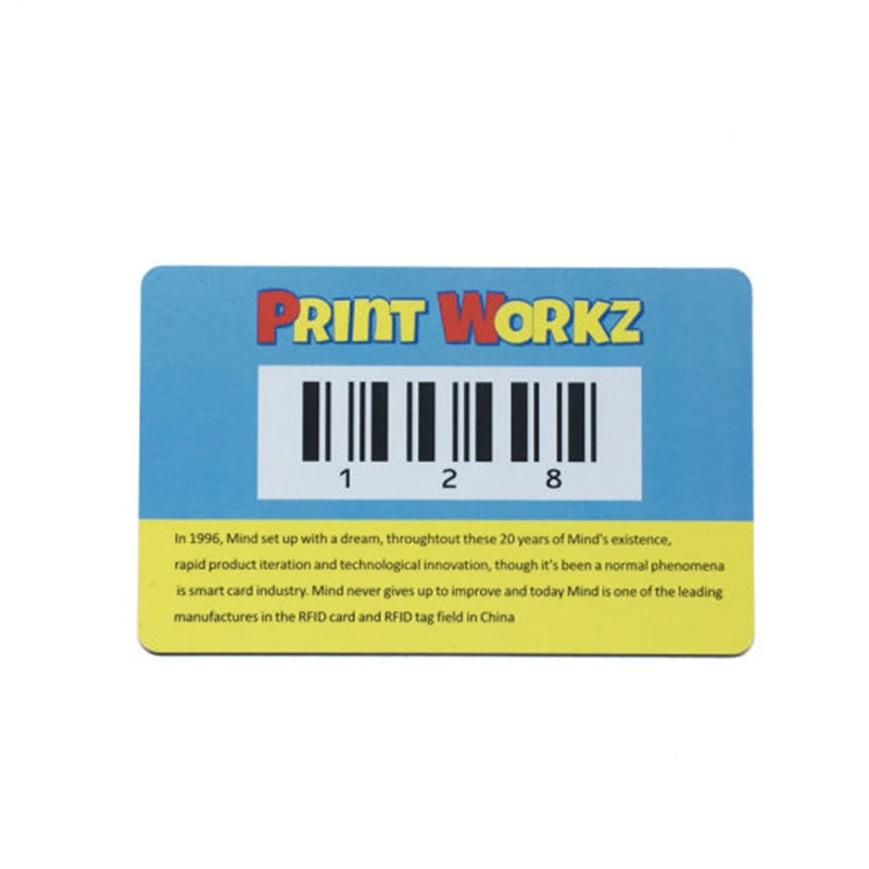 Cheap Sales Game Pvc Plastic Card Printing wholesale Customized