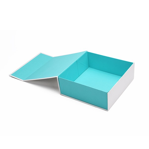 Foldable Magnetic Cardboard Packaging Giftbox