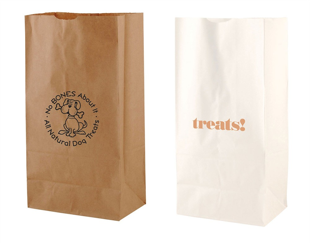 Cheap Sales Bread Food Paper Bag wholesale Customized