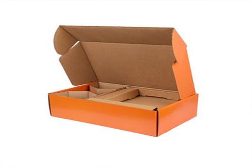 China Flat Packing Corrugated Shipping Box Printing