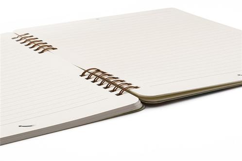 Kraft Notebook