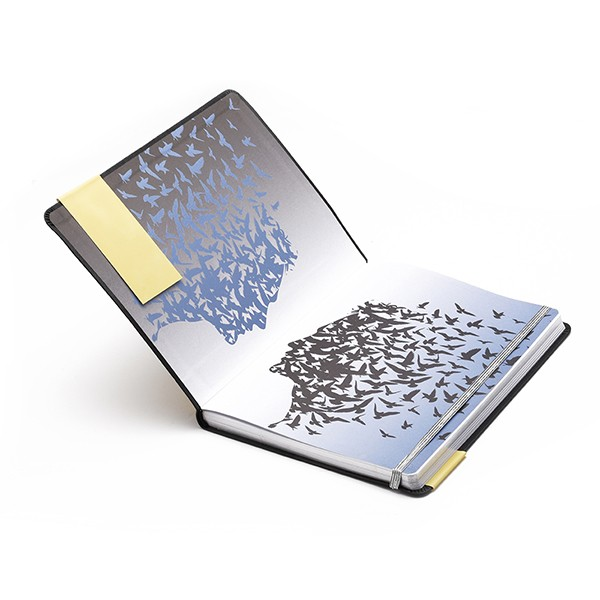 notebook leather handmade blank leather journals