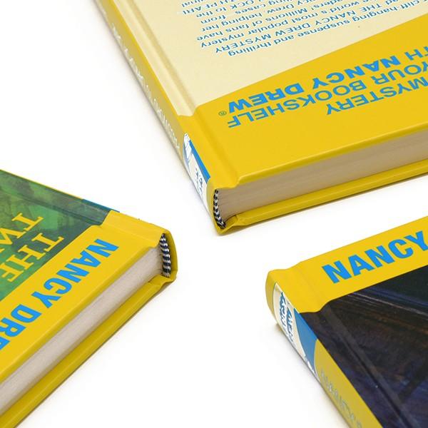 Offset-Buchdruck von höchster Qualität