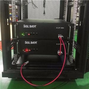 48V 50Ah LiFePO4 battery pack for UPS system