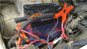 Test for 12V 80Ah Start LiFePO4 car battery