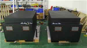 LiFePO4 battery 171KWH used for the Pure electric vehicle