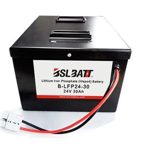 24v 30ah Lifepo4 Battery