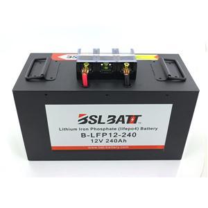 12v 240ah Rv Lithium Battery