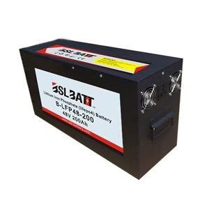 48v 200ah Forklift Lifepo4 Battery