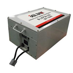 36V 100Ah LiFePO4 Battery Pack for Fishing Boat
