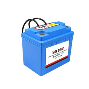 12V 110ah Lifepo4 battery pack