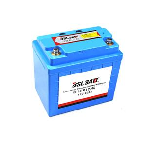12 volt 40ah lithium Lifepo4 battery