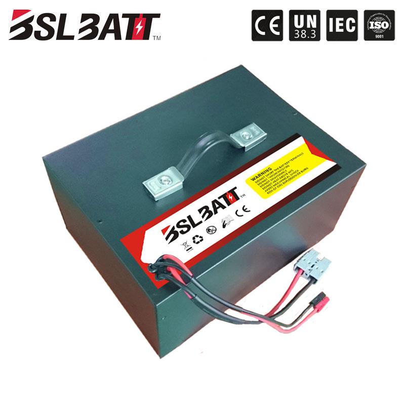 48V 65ah lithium battery for golf cart