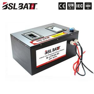 48V 80ah electric golf trolley lithium battery