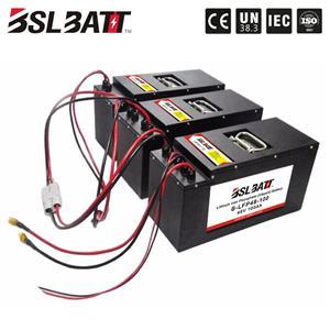 48V 100ah lifepo4 golf car battery