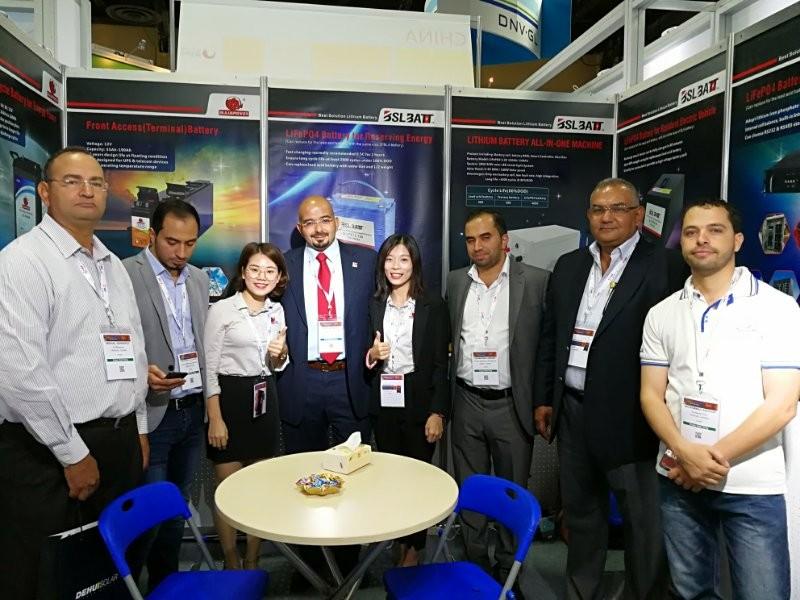 USA International Solar Exhibition SPI 2017