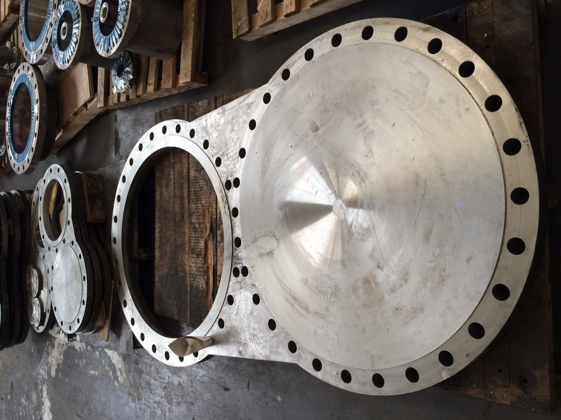 Forged Nickel Alloy Special Flanges Manufacturers, Forged Nickel Alloy Special Flanges Factory, Supply Forged Nickel Alloy Special Flanges