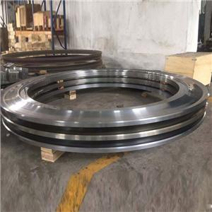 Forged Seamless Rotor House Flanges
