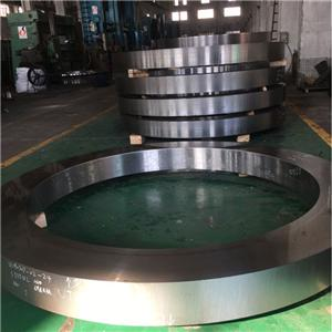 Forged Seamless Bearing Rings