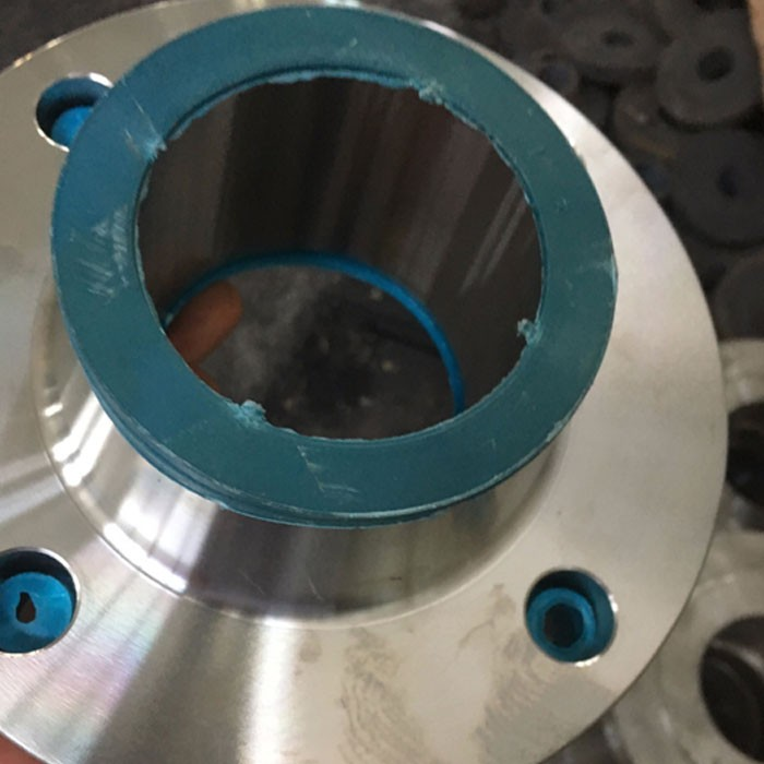 Forged Stainless Weld Neck Flanges