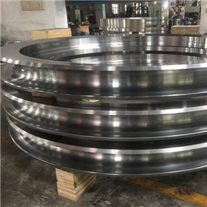 Shroud Forging Rings