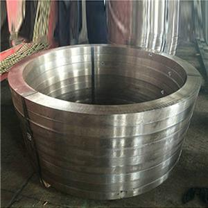 Forged Seamless Wind Tower Flanges
