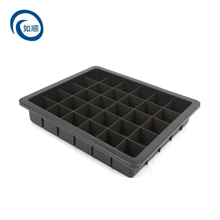 Plastic Compartmented Parts Bin