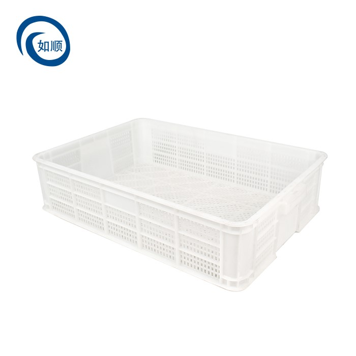 Multi-purpose Plastic Tote Box Mesh Crates