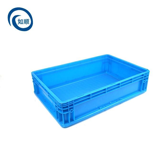 Plastic Logistics Box For Workshop Warehouse Factory