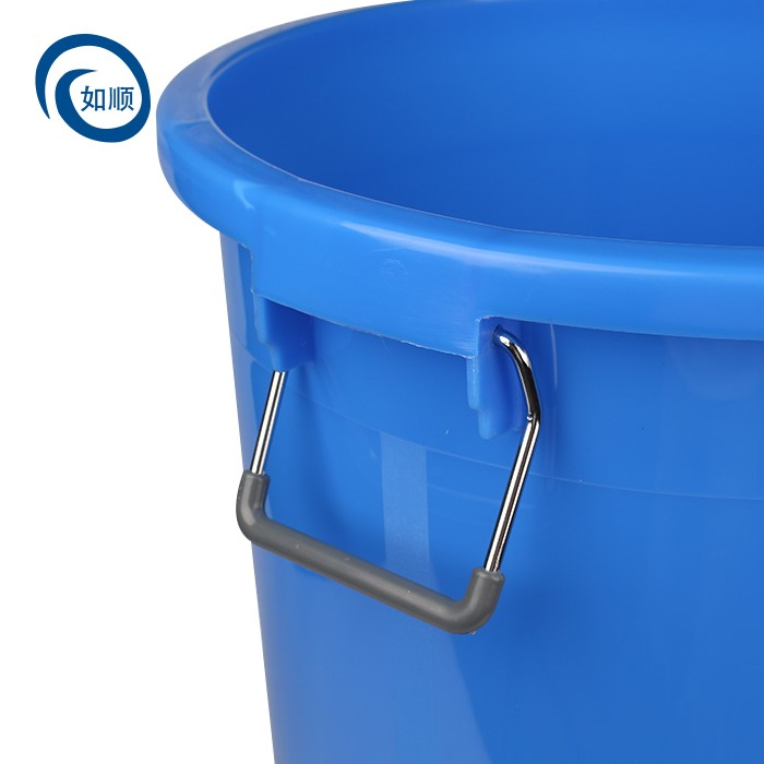 63 Gallon Wheeled Trash Can