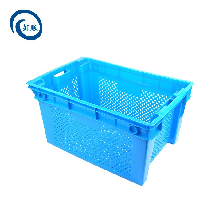 Heavy-duty Stacking Nesting Food Crate