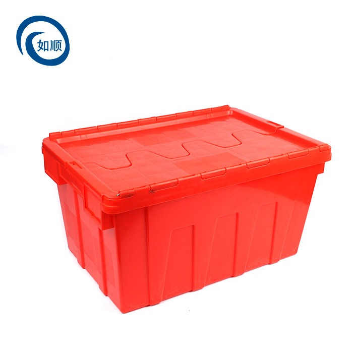 Plastic Nest Box And Stack Crate