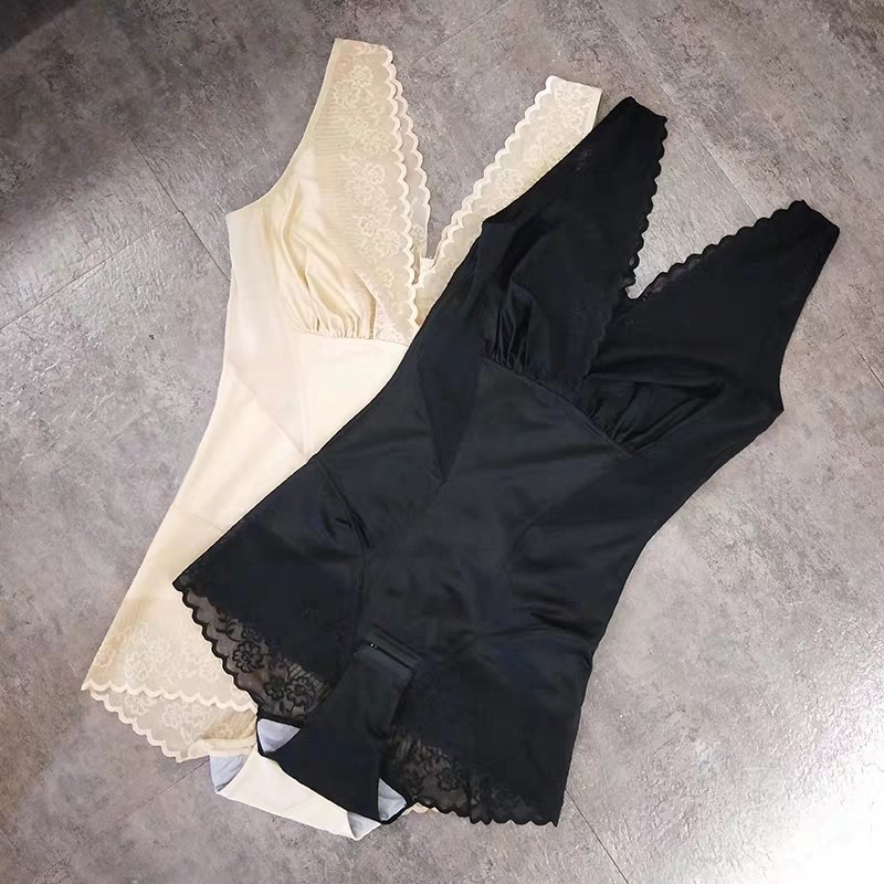 Womens Lace Plus Size Shapewear
