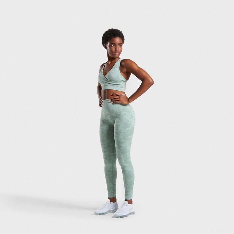 Legging Gymshark taille haute pour femme