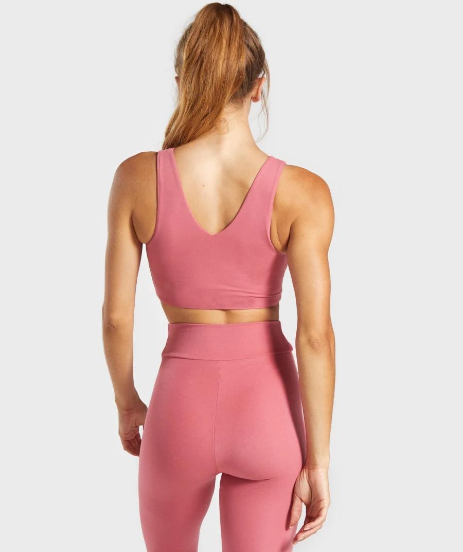 girls yoga bra