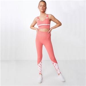 Girls Yoga Tops And Workout Pants