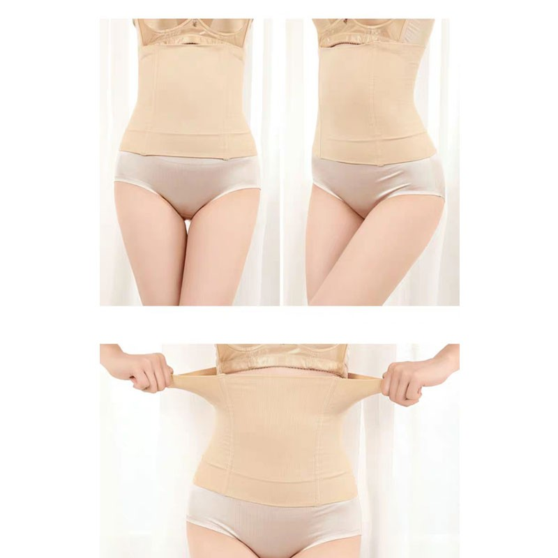 Strapless&backless Shapewear For Waist