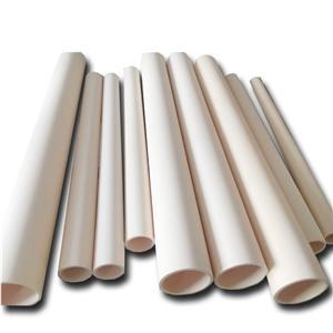 Hochreines Aluminiumoxid-Keramikrohr