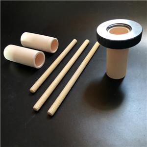Aluminiumoxid-Keramikmutterteile