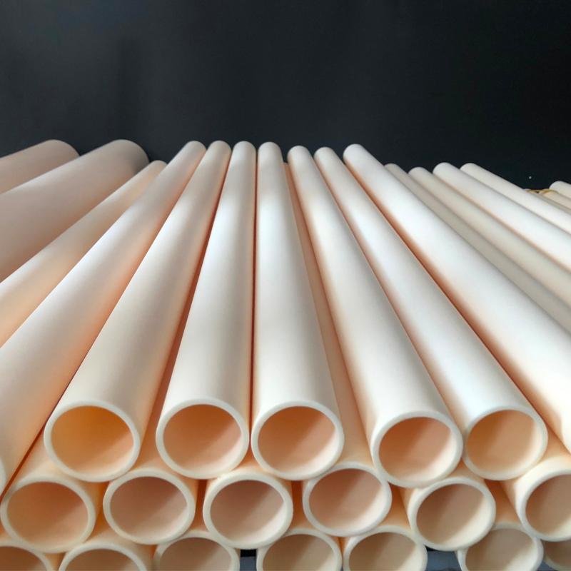 Allumina tubo di ceramica