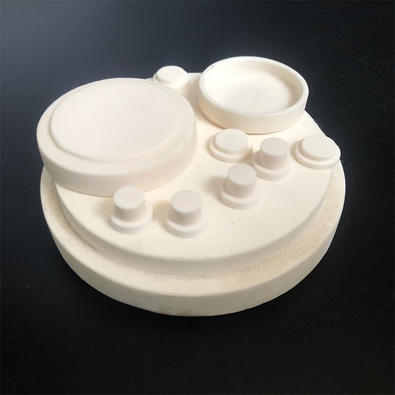 Alumina piatto di ceramica