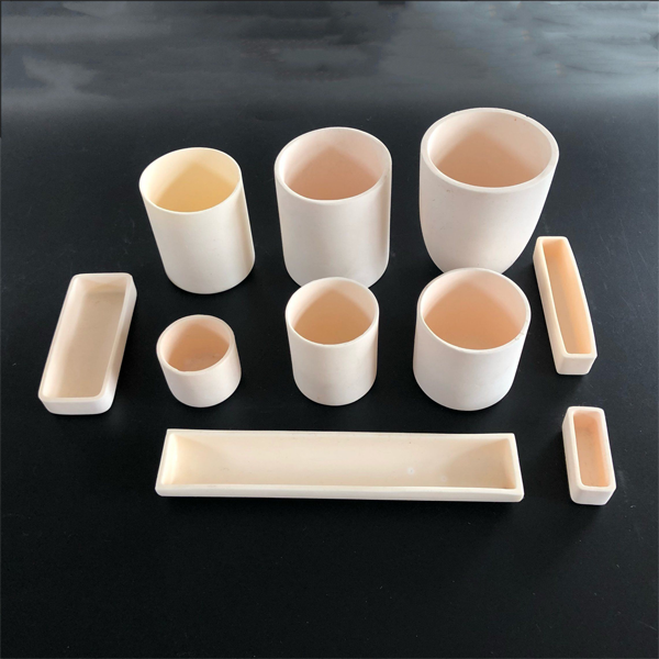Céramique Alumine Crucible