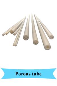 plaque en céramique d'alumine