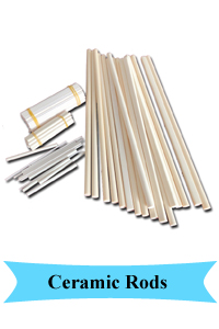 Aluminiumoxid-Keramikrohr