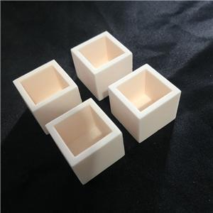 Aluminiumoxid-Keramiktiegel