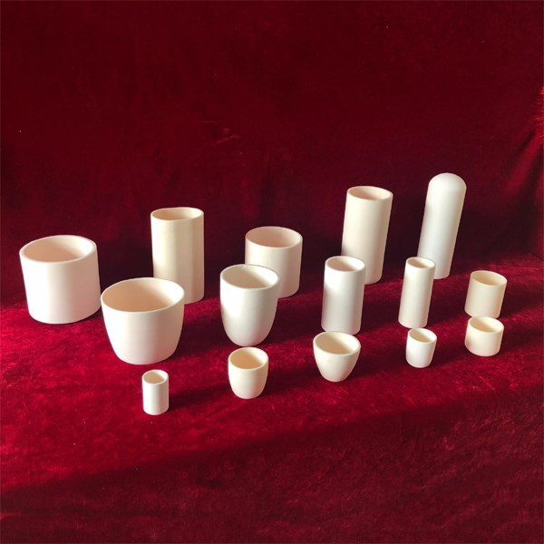 Thanks to the Malaysian customer for choosing our alumina crucible