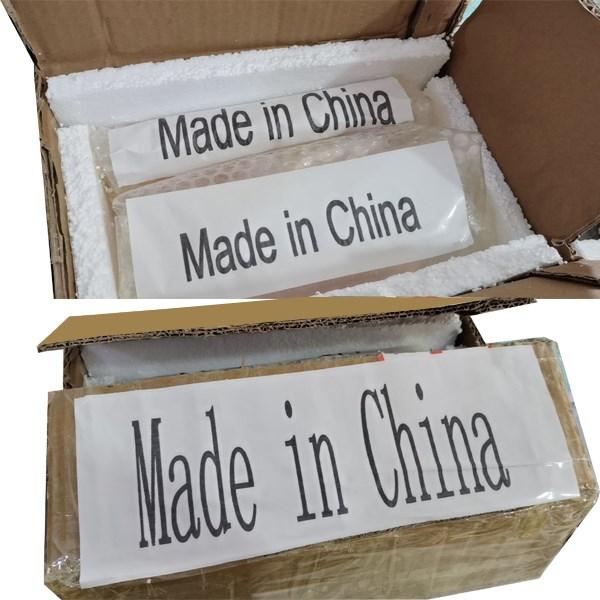 USA, Russia alumina ceramic samples shipped